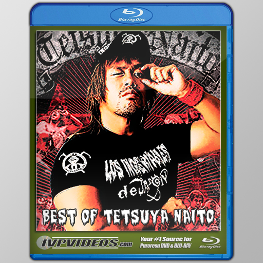 Best of Naito (Blu-Ray with Cover Art)